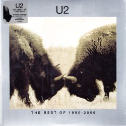 U2 - THE BEST OF 1990 - 2000 (2 LP) - 180 GRAM PRESSING