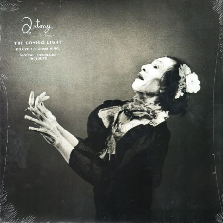 ANTONY AND THE JOHNSONS - THE CRYING LIGHT (1 LP) - 180 GRAM PRESSING - WYDANIE AMERYKAŃSKIE