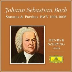 Bach - 6 Sonatas and Partitas for Violin Solo / Henryk Szeryng (180g Vinyl 3LP)
