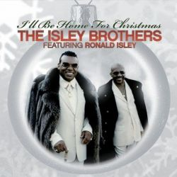 The Isley Brothers - I'll Be Home for Christmas (Colored Vinyl LP)