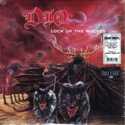 DIO - LOCK UP THE WOLVES (1 LP) - RHINO ROCKTOBER EDITION - GRAY VINYL - WYDANIE AMERYKAŃSKIE