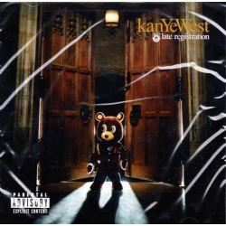 WEST, KANYE - LATE REGISTRATION (1 CD) - WYDANIE AMERYKAŃSKIE
