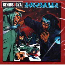 GENIUS / GZA - LIQUID SWORDS (1 CD) - WYDANIE AMERYKAŃSKIE