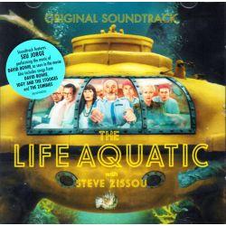 LIFE AQUATIC WITH STEVE ZISSOU, THE [PODWODNE ŻYCIE ZE STEVEM ZISSOU] (1 CD) - WYDANIE AMERYKAŃSKIE