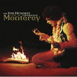 HENDRIX, JIMI EXPERIENCE - LIVE AT MONTEREY (1 CD) - WYDANIE AMERYKAŃSKIE