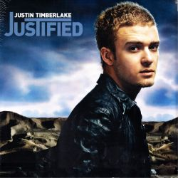 TIMBERLAKE, JUSTIN - JUSTIFIED (2 LP)