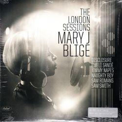 BLIGE, MARY J. - THE LONDON SESSIONS (2 LP) - WYDANIE AMERYKAŃSKIE