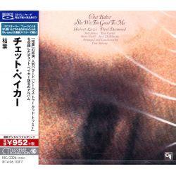 BAKER, CHET - SHE WAS TOO GOOD TO ME (1 BLU-SPEC CD) - WYDANIE JAPOŃSKIE