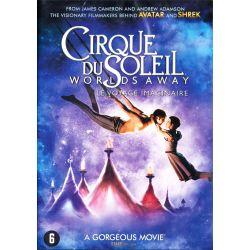 """CIRQUE DU SOLEIL - WORLDS AWAY [CYRK """"DU SOLEIL"""" - DALEKIE ŚWIATY] (1 DVD)"""