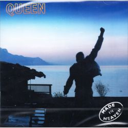 QUEEN - MADE IN HEAVEN (1 CD) - 2011 REMASTER