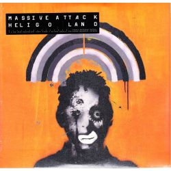 MASSIVE ATTACK - HELIGOLAND (2 LP) - GLITTER COVER - 180 GRAM PRESSING