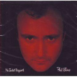 COLLINS, PHIL - NO JACKET REQUIRED (1 CD) - WYDANIE AMERYKAŃSKIE