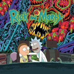 Rick and Morty - The Rick and Morty Soundtrack (Vinyl 2LP)