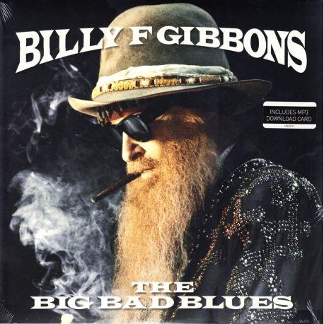 GIBBONS, BILLY F - THE BIG BAD BLUES (1 LP) - WYDANIE AMERYKAŃSKIE