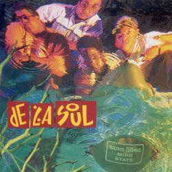DE LA SOUL - BUHLOONE MINDSTATE (1 LP) - WYDANIE AMERYKAŃSKIE