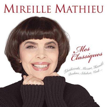 MATHIEU, MIREILLE - MES CLASSIQUES (2 LP)