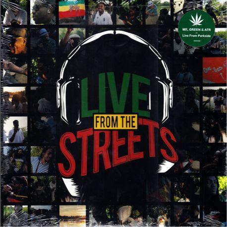 MR. GREEN & ATR - LIVE FROM PARKSIDE (1 LP) - WYDANIE AMERYKAŃSKIE