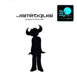 JAMIROQUAI - EMERGENCY ON PLANET EARTH (2LP) - 20TH ANNIVERSARY - 180 GRAM PRESSING