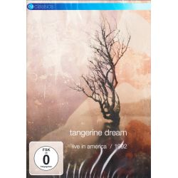 TANGERINE DREAM - LIVE IN AMERICA / 1992 (1 DVD)