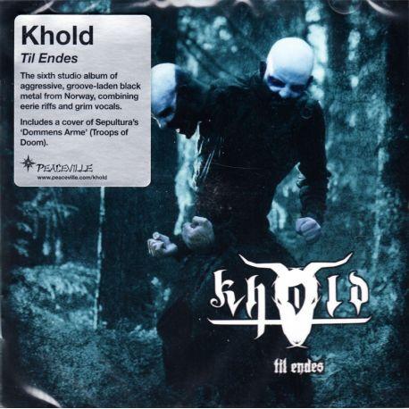 KHOLD - TIL ENDES (1 CD)