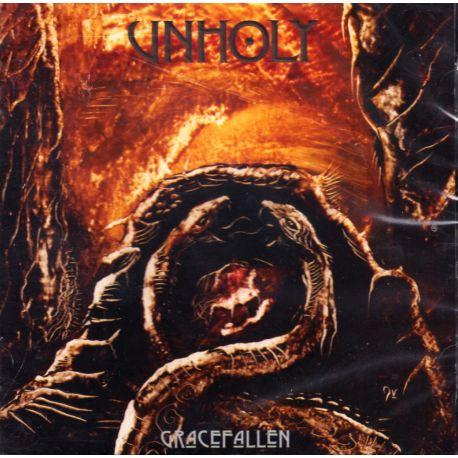UNHOLY - GRACEFALLEN (1 CD)