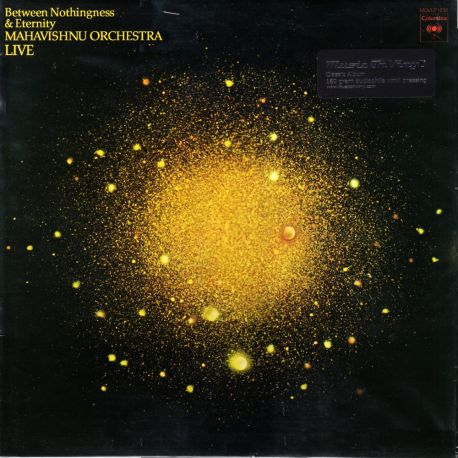 MAHAVISHNU ORCHESTRA - BETWEEN NOTHINGNESS & ETERNITY (1 LP) - MOV EDITION - 180 GRAM PRESSING