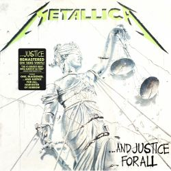 METALLICA - ...AND JUSTICE FOR ALL (2 LP) - 2018 REMASTERED EDITION - WYDANIE AMERYKAŃSKIE