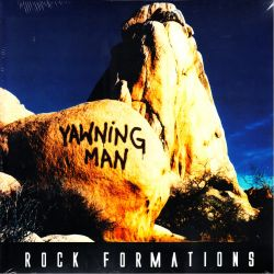 YAWNING MAN - ROCK FORMATIONS (1 LP) - LIMITED EDITION BROWN VINYL PRESSING