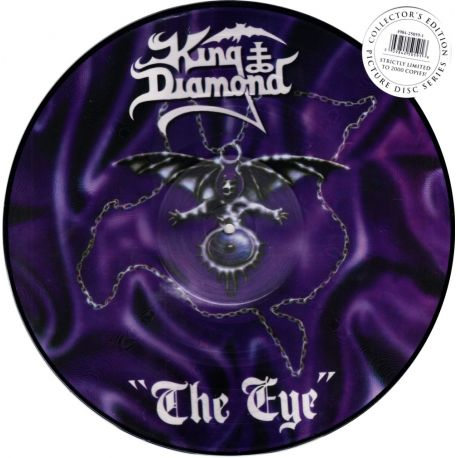 KING DIAMOND - THE EYE (1 LP) - LIMITED EDITION PICTURE DISC