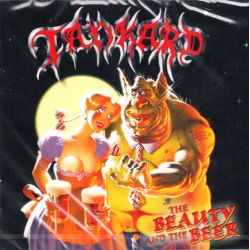 TANKARD - THE BEAUTY AND THE BEER (1 CD)