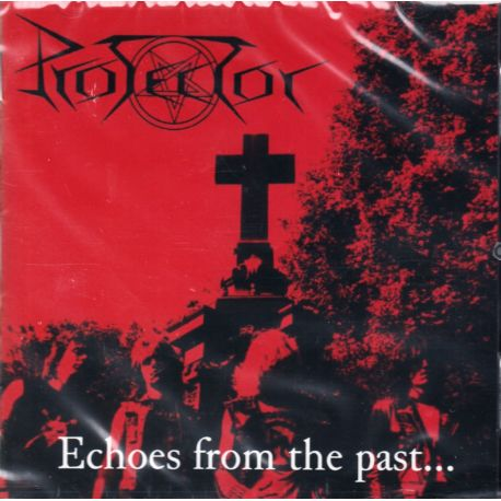 PROTECTOR - ECHOES FROM THE PAST (1 CD)