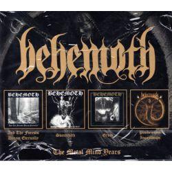 BEHEMOTH - METAL MIND YEARS (4 CD)