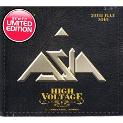 ASIA - AT HIGH VOLTAGE 2010 (2 CD)