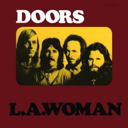 DOORS, THE - L.A. WOMAN (2 LP) - 45 RPM 200 GRAM - QUALITY RECORD PRESSING - ANALOGUE PRODUCTIONS