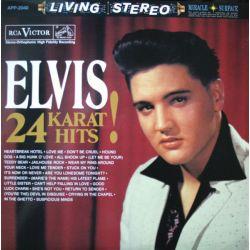 ELVIS - 24 KARAT HITS! (3 LP) - AP EDITION - 180 GRAM PRESSING - WYDANIE AMERYKAŃSKIE
