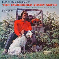 SMITH, JIMMY - BACK AT THE CHICKEN SHACK (2 LP) - AP 45RPM LIMITED NUMBERED EDITION - 180 GRAM PRESSING - WYDANIE AMERYKAŃSKIE