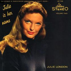 LONDON, JULIE - JULIE IS HER NAME VOLUME II (1 LP) - AP EDITION - 180 GRAM PRESSING - WYDANIE AMERYKAŃSKIE
