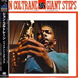 COLTRANE, JOHN - GIANT STEPS (1 LP) - 180 GRAM PRESSING - WYDANIE JAPOŃSKIE
