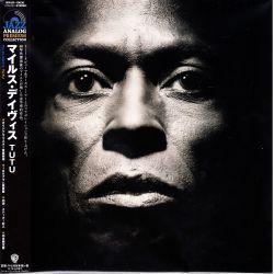 DAVIS, MILES - TUTU (1 LP) - 180 GRAM PRESSING - WYDANIE JAPOŃSKIE