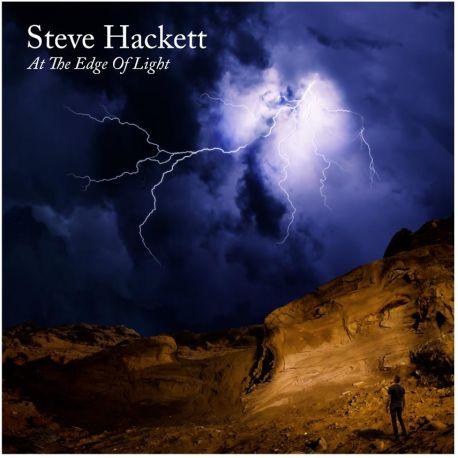 HACKETT, STEVE - AT THE EDGE OF LIGHT (2 LP + 1 CD)