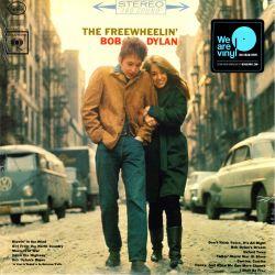 DYLAN, BOB - THE FREEWHEELIN' BOB DYLAN (1 LP) - 180 GRAM PRESSING