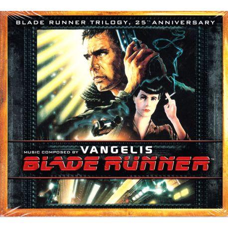 BLADE RUNNER TRILOGY - VANGELIS (3 CD) - 25th ANNIVERSARY EDITION
