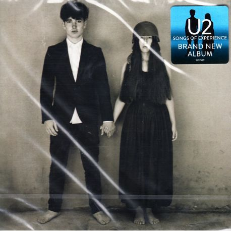U2 - SONGS OF EXPERIENCE (1 CD) - DELUXE EDITION
