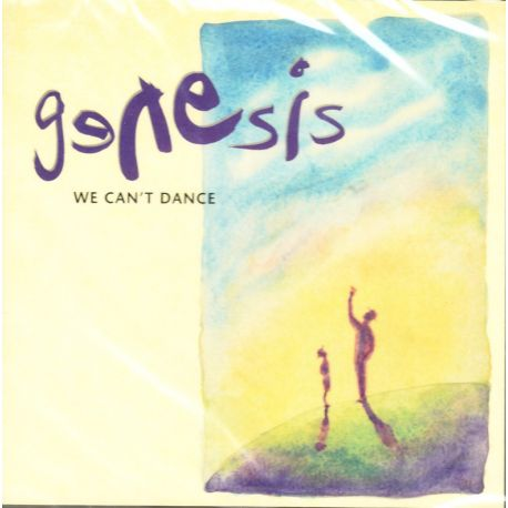 GENESIS - WE CAN'T DANCE (1 CD)