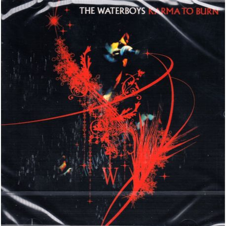 WATERBOYS, THE – KARMA TO BURN (1 CD)