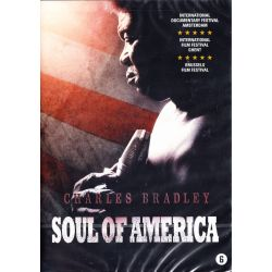 BRADLEY, CHARLES - SOUL OF AMERICA (1 DVD)