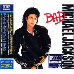 JACKSON, MICHAEL - BAD (1 BSCD2 / BLU-SPEC CD2) - WYDANIE JAPOŃSKIE