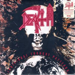 DEATH - INDIVIDUAL THOUGHT PATTERNS (2 LP) - 25th ANNIVERSARY EDITION - LIMITED DELUXE SILVER VINYL PRESSING