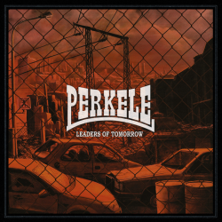 PERKELE - LEADERS OF TOMORROW (1 LP)