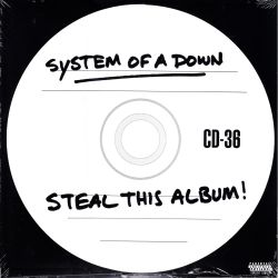 SYSTEM OF A DOWN - STEAL THIS ALBUM! (2 LP)